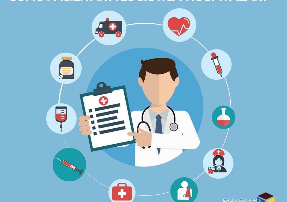 Transportadora de produtos hospitalares e correlatos
